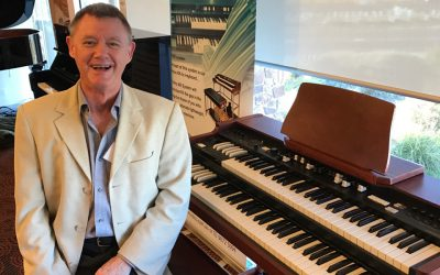 Hammond Exhibits at the Australian Directors of Music in Independent Schools (ADMIS) Conference