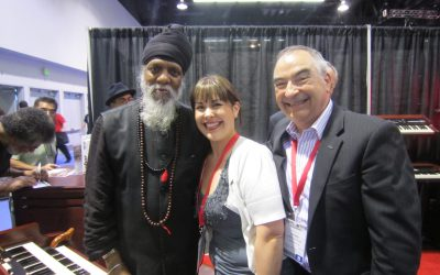 Meeting Dr. Lonnie Smith