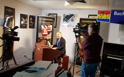 Hammond Australia produces A405 user video series
